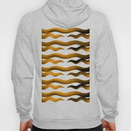 """""""Abstract Oriental Tiger"""" Hoody"""