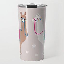 Drama Llama Travel Mug