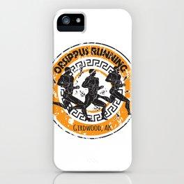 Orsippus Running Club iPhone Case