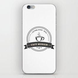 Café Musain #2 iPhone Skin