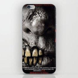 Zombi poster iPhone Skin