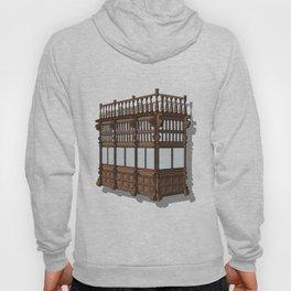 Colonial Balcony - Balcon colonial Hoody