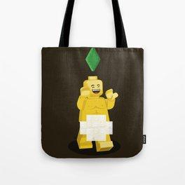 I want to brick free ! Tote Bag