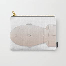 Atomic Bomb Carry-All Pouch
