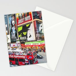 Times Square II Special Edition II Stationery Cards