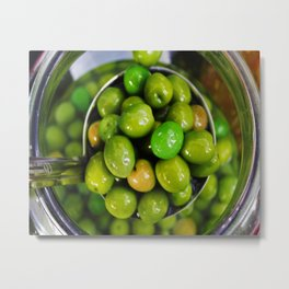 Olive you lots Metal Print