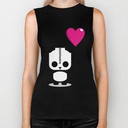 Lezzi Panda - Falling in Love Biker Tank