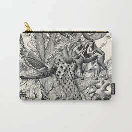 Tree of Wonders Carry-All Pouch