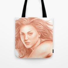 Woman Portrait 3 Tote Bag