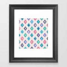 Lovely Pattern IV Framed Art Print