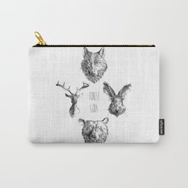 Forest Gods Carry-All Pouch