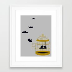 Fly Free Framed Art Print