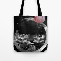 Echo the sun Tote Bag