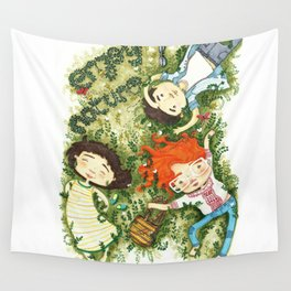 Enjoy nature Wall Tapestry