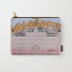 THE GRAND BUDAPEST HOTEL Carry-All Pouch