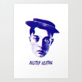 keaton Art Print