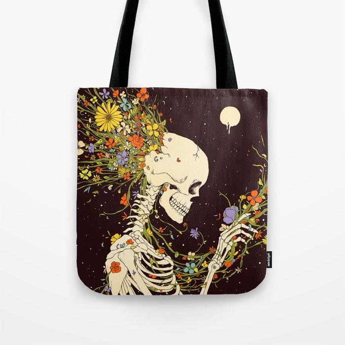 I Thought of the Life that Could Have Been Tote Bag