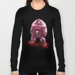 Battle Bezerker Balto Grin Long Sleeve T-shirt