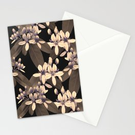 Galphimia in River Rock Stationery Cards