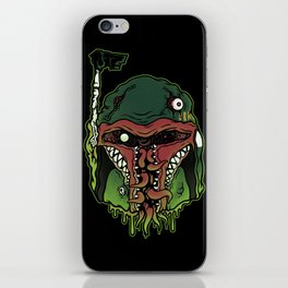 Monster Fett iPhone Skin