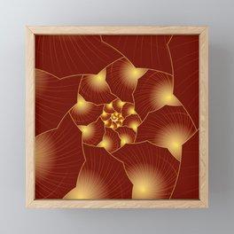 ZS AD Spiral Drift V 1.3.4. S6 Framed Mini Art Print