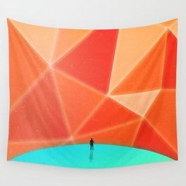 Mainframe Wall Tapestry
