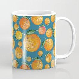 Oranges in Space Coffee Mug