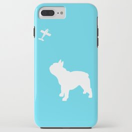 French Bull dog art iPhone Case