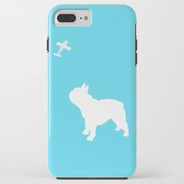 French Bull dog art iPhone Case