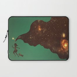 To Catch the Stars Laptop Sleeve