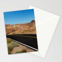 Desert Highway Stationery Cards