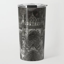 Cathedral Storm Travel Mug