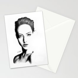 Portrait I Stationery Cards