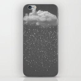Let It Fall II iPhone Skin