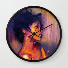 MsEducated Wall Clock