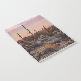 Sonoran Sunset Notebook