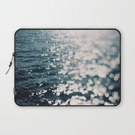 Sea Spark Laptop Sleeve