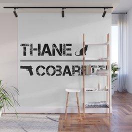 Thane/Cobaretti Wall Mural
