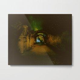 Ninth Gate Metal Print