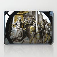 justice league iPad Cases featuring Justice by Jessie ⚓︎