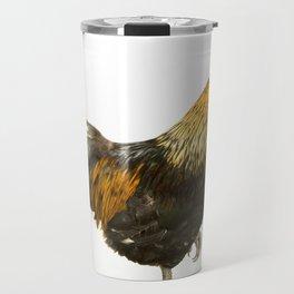 the vain cock Travel Mug