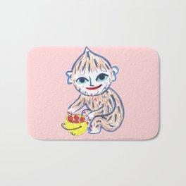 Little Foot - Troll Strawberry Hunter Bath Mat