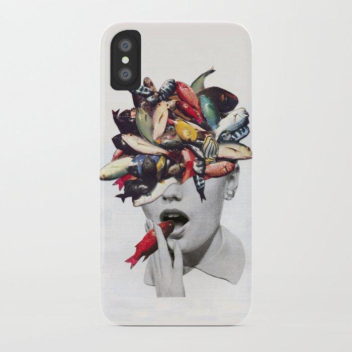 Ωmega-3 iPhone Case
