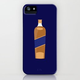 Johnnie Walker - Blue Label iPhone Case