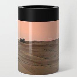Arabian Desert Sunset Can Cooler