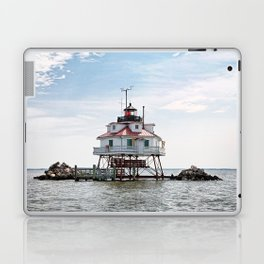 Thomas Point Lighthouse Laptop & iPad Skin