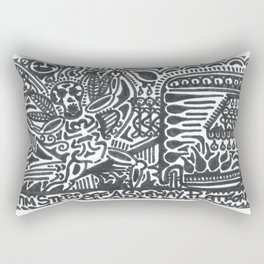 Circumstance Rectangular Pillow