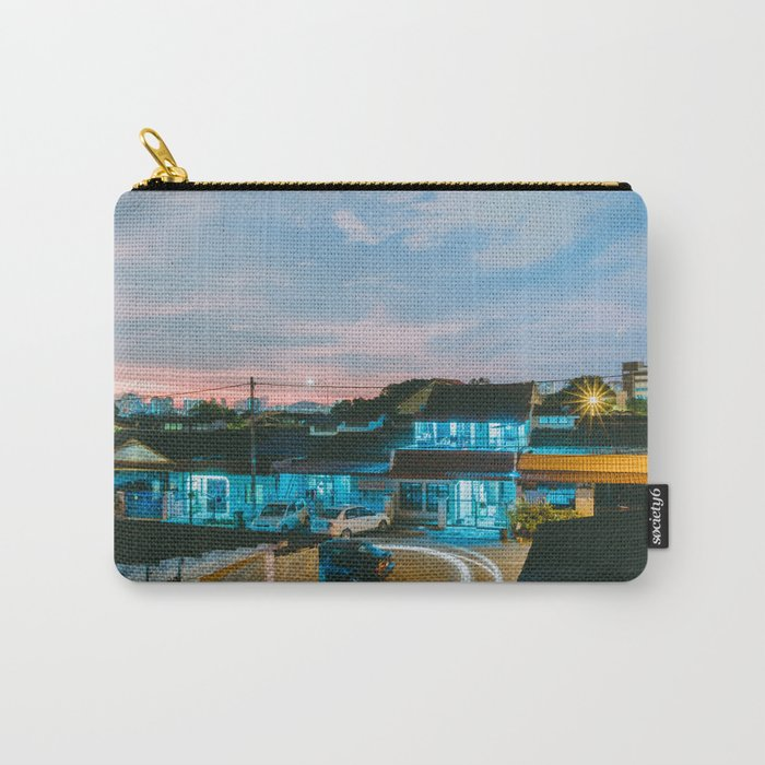Lovely Suburb, Kuala Lumpur, Malaysia Carry-All Pouch