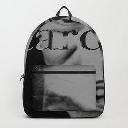 CAR CRASH Backpack