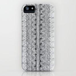 ISA Standard Design Verticle iPhone Case